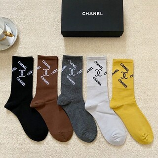CHANEL - 美品♡CHANEL靴下