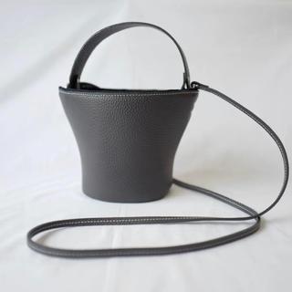 ドゥロワー(Drawer)のayako bag  アヤコバッグ Pottery Bag  LAVA(ショルダーバッグ)
