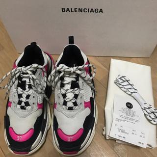 Balenciaga - バレンシアガ トリプルS 37