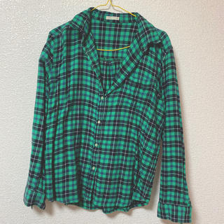 GU - チェックシャツ