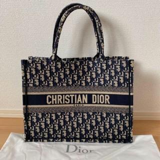 Christian Dior - christian dior【値下げ!】 ブックトート スモールサイズ