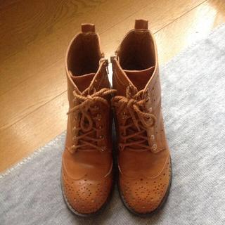 ココルル(CO&LU)のCO&LU ショートブーツ(ブーツ)