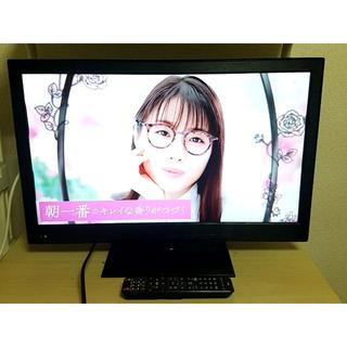 DVD内臓 23.6型地上デジタル液晶テレビ フルHD PC用液晶にも