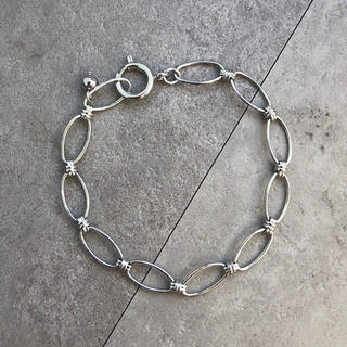 juemi Slender Oval Bracelet ブレスレット