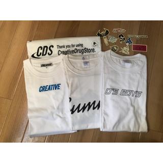 creative drug store summit Tシャツ クリエイティブ