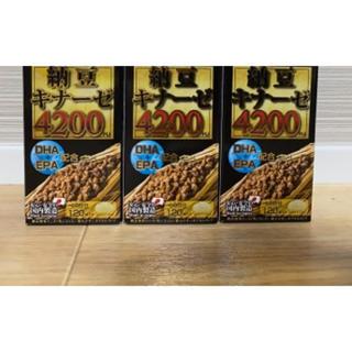 マルマン(Maruman)の【6個セット】 マルマン 納豆キナーゼ 4200FU 120粒(その他)