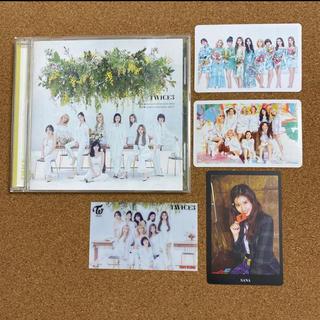 ウェストトゥワイス(Waste(twice))のTWICE アルバム トレカセット(K-POP/アジア)