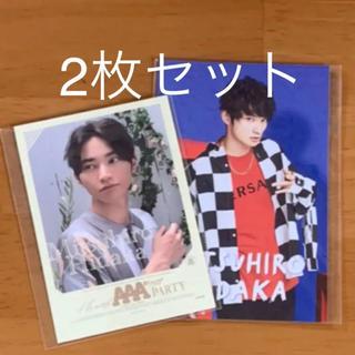 AAA - AAA カフェ ビジュアルカード 日高光啓