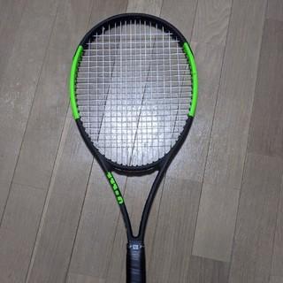 ウィルソン(wilson)のブレード98 テニスラケット(ラケット)