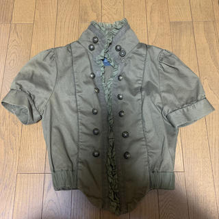 moussy - moussy  半袖 トップス シャツ 羽織り