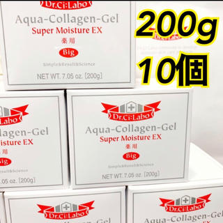 Dr.Ci Labo - 新品 10個 ドクターシーラボ 薬用 スーパーモイスチャーEX 200g