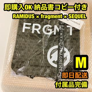 FRAGMENT - FRAGMENT RAMIDUS SEQUEL TOTE BAG M トートバッ