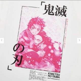 UNIQLO - ☆新品☆ユニクロ&コラボTシャツ 鬼滅の刃 ★送料無料★