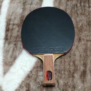 ティーエスピー(TSP)の中国式ペンホルダー  ラケット  ケース、保護シート付き(卓球)
