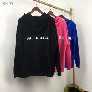 Balenciaga - Balenciagaバレンシアガ パーカー/ブラックXL