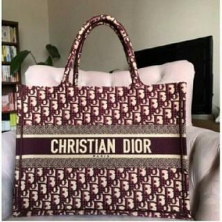 Christian Dior - christian dior 値下げ中  ブックトート スモールサイズ