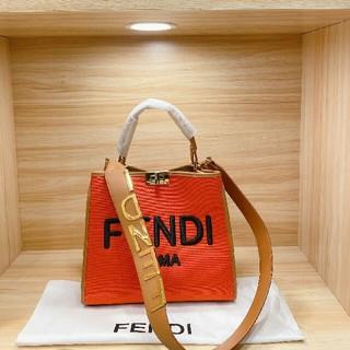 FENDI - 【88周年記念モデル】FENDI  フェンディ」 殿堂入りハンドバック