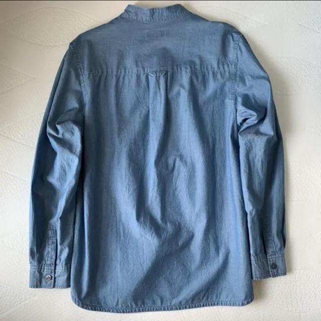 A.P.C(アーペーセー)の【used】APC デニムシャツ メンズのトップス(シャツ)の商品写真