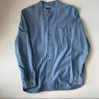 アーペーセー(A.P.C)の【used】APC デニムシャツ(シャツ)