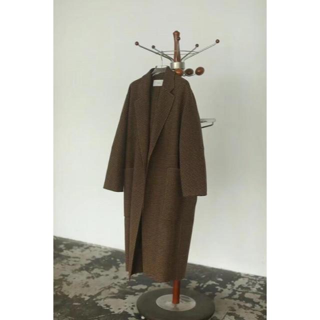TODAYFUL(トゥデイフル)の38サイズ TODAYFUL オーバーチェックコート CHO 正規品 レディースのジャケット/アウター(ロングコート)の商品写真