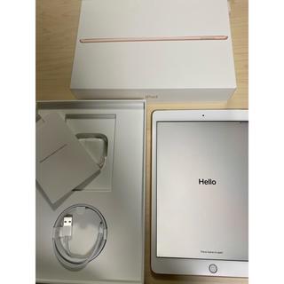 Apple - 美品 SIMロック解除済 iPad 第7世代 32GB ゴールド