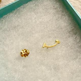 Tiffany & Co. - ティファニー Tスマイル スマイル ピアス 片耳 片方