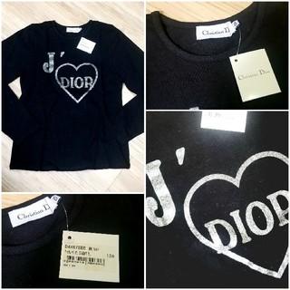 クリスチャンディオール(Christian Dior)の目玉‼️正規品未使用タグ付Diorクリスチャンディオール BIGロゴ長袖Tシャツ(Tシャツ(長袖/七分))