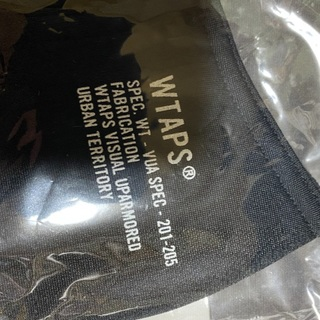 W)taps - WTAPS PVI POLY MASK ファッションマスク