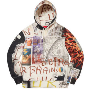 Supreme - XL supreme LSD Spells Hooded Sweatshirt