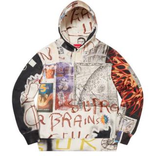 Supreme - XL supreme LSD Spells Hooded Sweatshirt