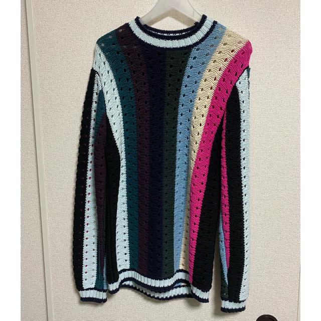 GU(ジーユー)のGU×KIMJONES キムジョーンズ ニット セーター メンズのトップス(ニット/セーター)の商品写真