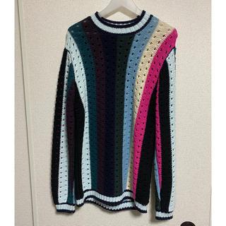 GU - GU×KIMJONES キムジョーンズ ニット セーター