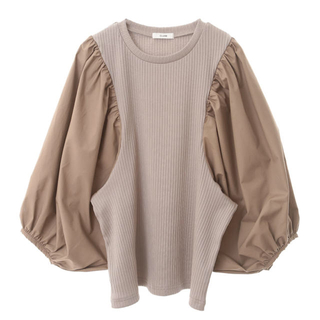 STUDIOUS - CLANE ARCHI LINE PUFF TOPS