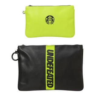 Starbucks Coffee - 新作!☆ ポーチセットUNDEFEATED スタバ スターバックス ポーチ