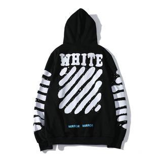OFF-WHITE - OFF-WHITE パーカー 1男女兼用 ZOF131-2
