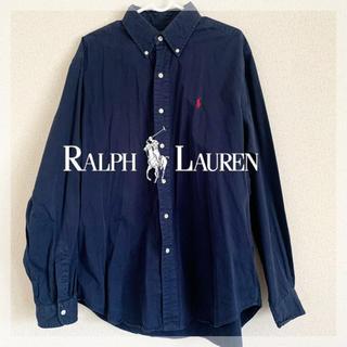 ラルフローレン(Ralph Lauren)のRalph Lauren シャツ ネイビー(シャツ)