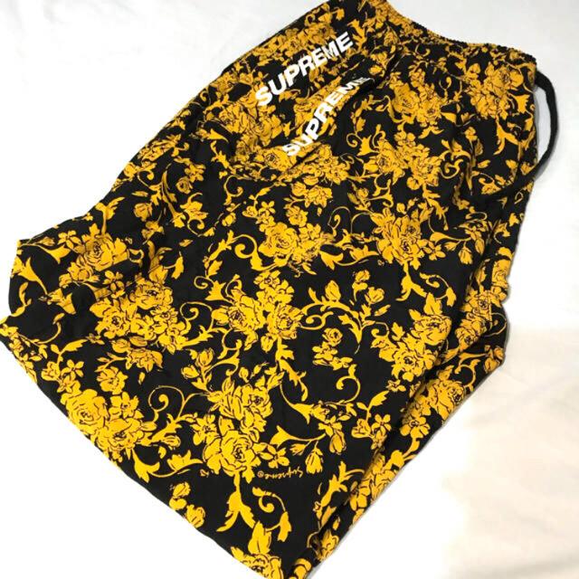 Supreme(シュプリーム)のsupreme warm up floral pant L メンズのパンツ(その他)の商品写真