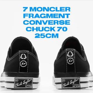 FRAGMENT - 7 moncler fragment  converse chuck 70
