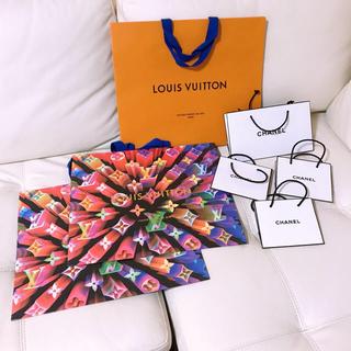 LOUIS VUITTON - ブランド ショップ袋セット