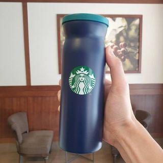 Starbucks Coffee - 韓国スタバ★シーズナルMD★韓国限定★SSコントゥアブルータンブラー
