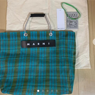 マルニ(Marni)のマルニフラワーカフェ/トートバッグ(トートバッグ)