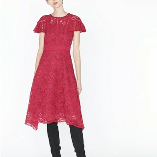 GRACE CONTINENTAL - グレースコンチネンタル ワンピース ドレス