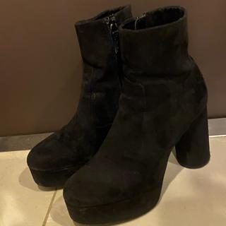ジェイダ(GYDA)のスエード ショートブーツ(ブーツ)