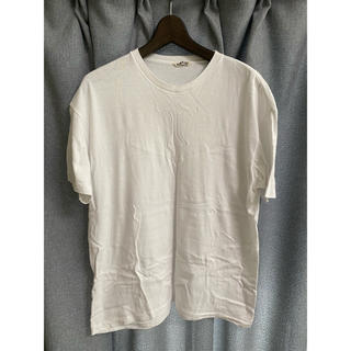 1LDK SELECT - auralee オーラリー Tシャツ 白 サイズ5 スタイリスト私物 ennoy