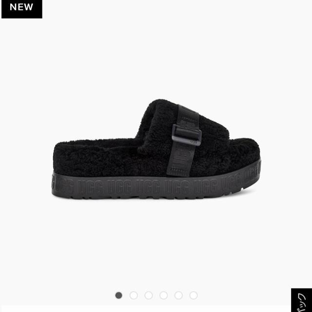 UGG(アグ)のUGG新作♡ファースリッパ新品 レディースの靴/シューズ(サンダル)の商品写真