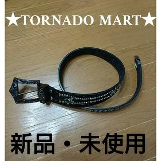 TORNADO MART - ★TORNADO MART★新品★定価・24000円★本革スタッズ・ベルト