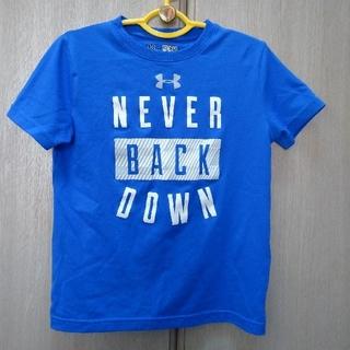 アンダーアーマー(UNDER ARMOUR)のUNDER ARMOUR  Tシャツ YSM(Tシャツ/カットソー)