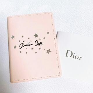 Christian Dior - Dior ノベルティ パスポートケース ギフトセット新品未使用 ピンク 非売品