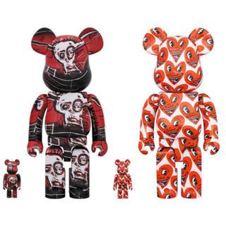 メディコムトイ(MEDICOM TOY)のBASQUIAT ♯5 & Keith Haring ♯6 2種セット(その他)