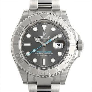 ヨットマスター 40 ロレジウム ダークロジウム 新品 メンズ 腕時計